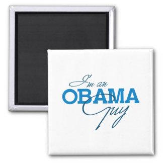 I'm an Obama Guy Fridge Magnets