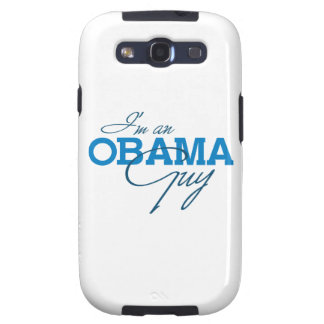 I'm an Obama Guy Galaxy SIII Covers