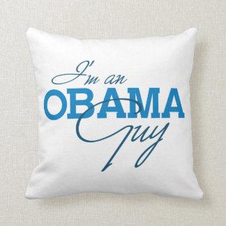 I'm an Obama Guy Pillows