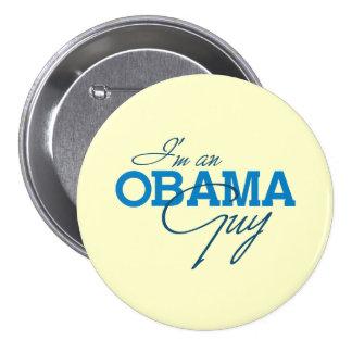 I'm an Obama Guy Pin