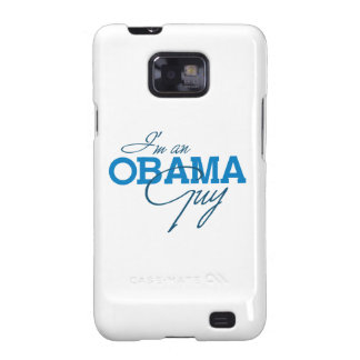 I'm an Obama Guy Samsung Galaxy S Cases