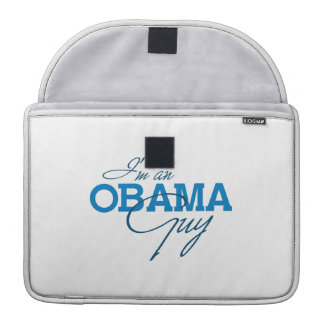 I'm an Obama Guy Sleeve For MacBook Pro