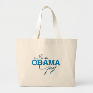 I'm an Obama Guy Tote Bag