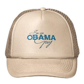 I'm an Obama Guy Trucker Hat