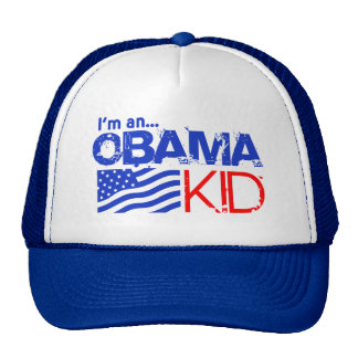 I'm An Obama Kid Hats