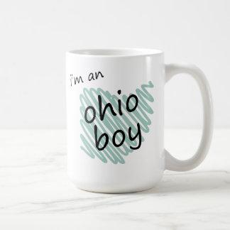 I'm an Ohio Boy Coffee Mug
