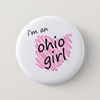 I'm an Ohio Girl Button