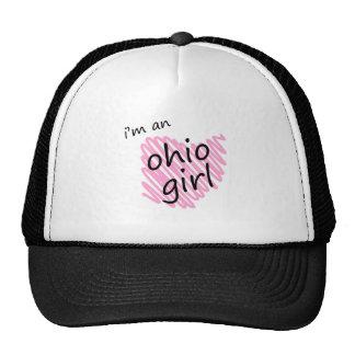 I'm an Ohio Girl Trucker Hat