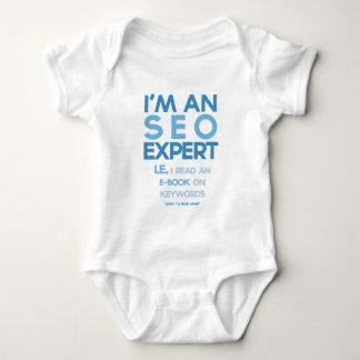 """""""I'm an SEO Expert"""" Funny T-shirt"""