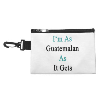 I'm As Guatemalan As It Gets Accessories Bag