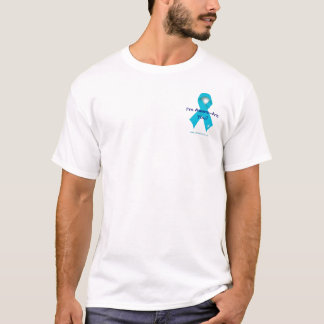 I'm Aware ~ Are You? CDH Awareness - Customized T-Shirt