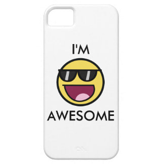 I'm awesome iphone wraps iPhone 5 covers
