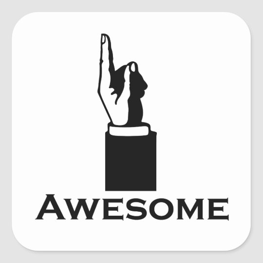 I'm Awesome Stickers