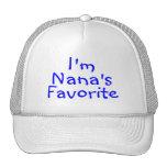 Im azul preferido de Nanas Gorra