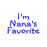 Im azul preferido de Nanas Postal