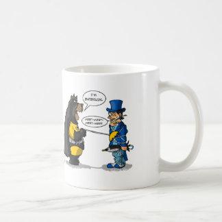 I'm Batbruin. Classic White Coffee Mug