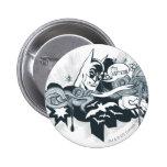 I'm Batman - Licorice Pinback Buttons