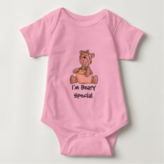 I'm Beary Special Baby Bodysuit