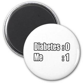 I'm Beating Diabetes (Scoreboard) Magnet