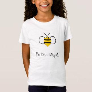 I'm Bee-utiful Kids Shirt
