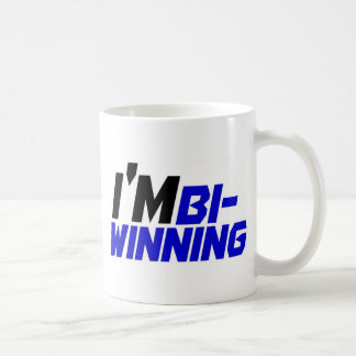 I'm Bi- Winning Coffee Mug