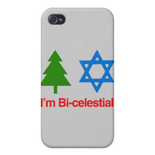 I'M BICELESTIAL -.png Cover For iPhone 4