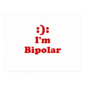 Im Bipolar Postcard
