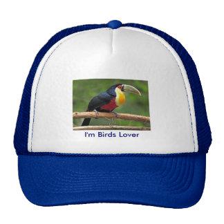 I'm Birds Lover Trucker Hat