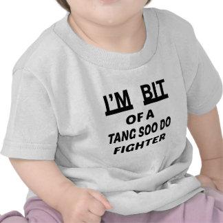 I'm bit of a Tang Soo Do fighter Shirt