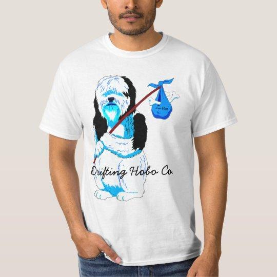 I'm blue dog shirt