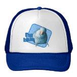 I'm Blue Quaker Parakeet Hat