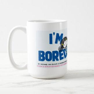 I'M BORED mug