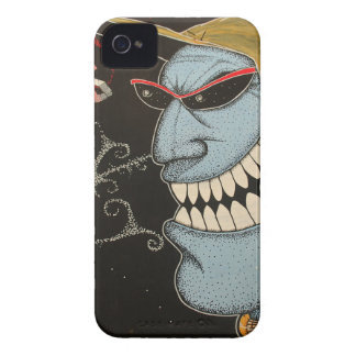 I'm Boss iPhone 4 Case