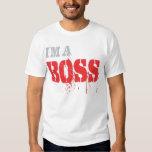 Im Boss Remera