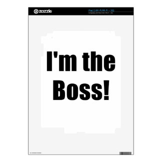 Im Boss Skins Para eliPad 2