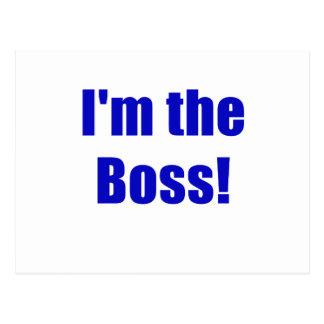 Im Boss Tarjetas Postales