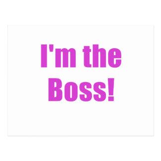 Im Boss Postal