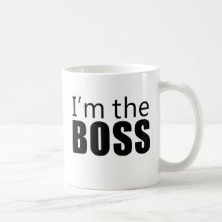 Im Boss Taza De Café