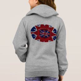 I'm British And Bloody Proud Hoodie