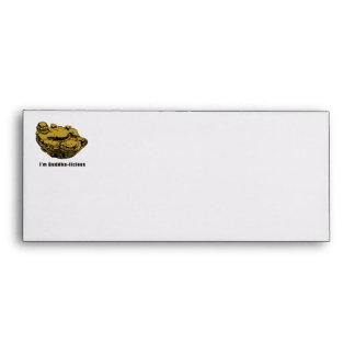 I'm Buddha-licious Envelopes