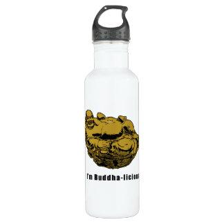 I'm Buddha-licious Water Bottle