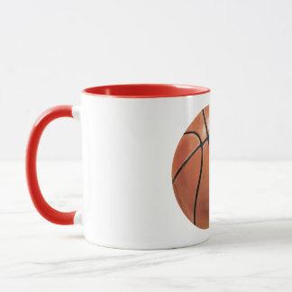 Im buen baloncesto Im hermoso Taza