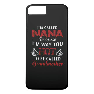 I'M CALLED NANA iPhone 8 PLUS/7 PLUS CASE