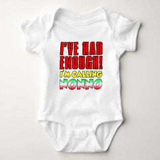 I'm Calling Nonno T-shirt