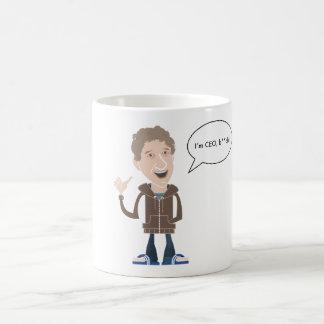 I'm CEO Classic White Coffee Mug