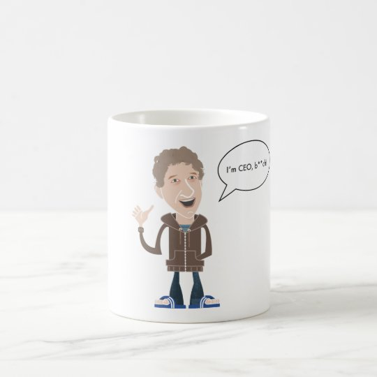 I'm CEO Coffee Mug