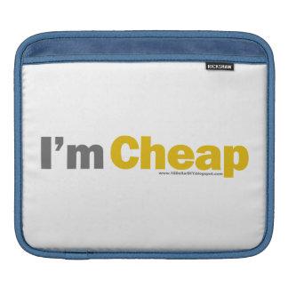 I'm Cheap iPad Case