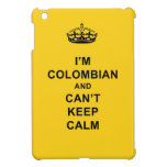 I'm Colombian and Can't Keep Calm iPad Mini Cover