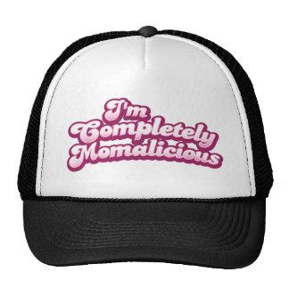 I'm completely momalicious! cap