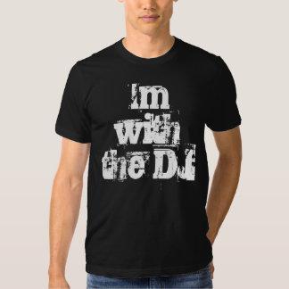 """""""im con DJ"""" DJ Stylez Poleras"""